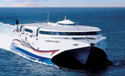 Brittany Ferries fast ferry